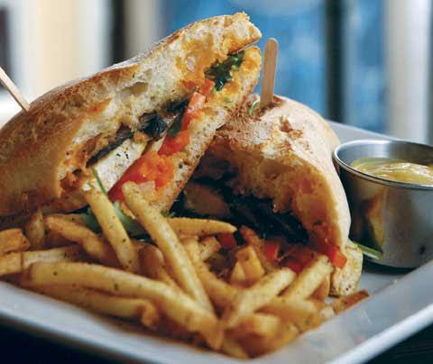 Ovie Sandwich